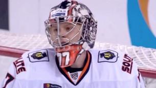 Video: KHL nedēļas atvairījumos uzvar Metsola