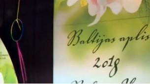 """Video: """"Baltijas aplī"""" sportiste efektīgi novērš tehnisku problēmu"""
