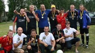 "Mītava Open 2009 Latgales posmā uzvar komanda ""Vels"""
