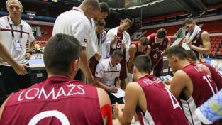 Latvijas U20 izlase zaudē Itālijai un finišē sestajā vietā