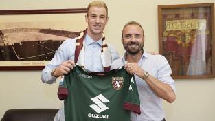 Vasaras pāreju noslēgumā Džo Hārts pievienojas ''Torino''