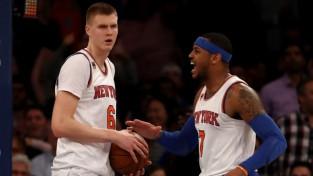 """Porziņģa un """"Knicks"""" nākamais tests – NBA šobrīd labākais centrs Kazinss"""