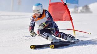 Āboltiņa izcīna septīto vietu Latvijas čempionāta Alpu kombinācijas sacensībās