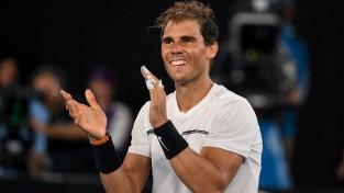 Nadals ar uzvaru piecu setu mačā pievienojas Federeram finālā