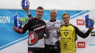 Uškaurs un vēl 13 latvieši uzvar Baltijas jūras kausa BMX kopvērtējumā