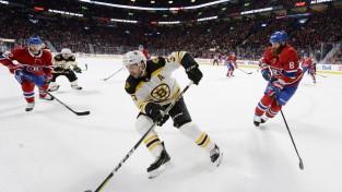 """""""Bruins"""" 16. spēli pēc kārtas gūst vismaz vienu punktu"""