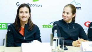 Ostapenko un Sevastovas duets zaudē WTA debijā