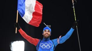 Jauktajā stafetē triumfē Francija, Furkadam Phjončhanā trešais zelts