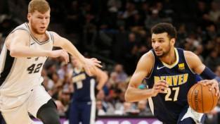 """Bertānam un """"Spurs"""" pirmā spēle pēc """"All-Star"""" pārtraukuma – Denverā pret Jokiču"""