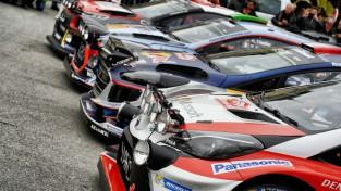 Arī WRC grib pārvērst par elektrisko mašīnu čempionātu