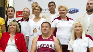 Daiga Dadzīte turpinās vadīt Latvijas paralimpisko komiteju