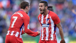"Abi Madrides grandi uzvar, ""Atletico"" tuvu otrajai vietai"