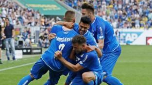 """""""Hoffenheim"""", """"Borussia"""" spēlēs Čempionu līgā, Hamburga pirmo reizi izkrīt"""
