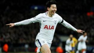 """""""Tottenham"""" pagarina līgumu ar vienu no savām zvaigznēm Sonu"""