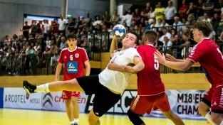 U18 izlase pieveic Bulgāriju un izcīna otro uzvaru