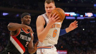 """""""Knicks"""" uzbrucējs: """"Porziņģa traumas dēļ mums paredz vāju sezonu, bet mēs neklausāmies"""""""