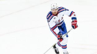 Starp pagājušās nedēļas KHL izcilniekiem divi SKA hokejisti