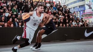 Latvijas U23 izlase 3x3 basketbolā Pasaules kausa finālā zaudē Krievijai