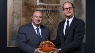 Mūžībā aizgājušā Baumaņa vietā par FIBA ģenerālsekretāru kļūst Zagklis