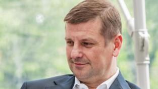 Par Latvijas Volejbola federācijas prezidentu ievēlēts Buks