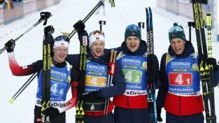 Rastorgujevs trasē netiek, J. Bē beigās noskrien Dollu un sarūpē uzvaru Norvēģijai