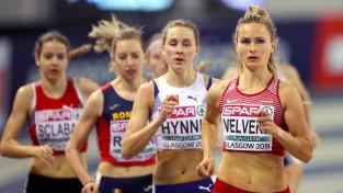 Velvere pārliecinoši iekļūst Eiropas čempionāta pusfinālā