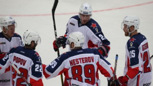 """Indrašim deviņi uzvarēti iemetieni no 11, """"Dynamo"""" graujoši zaudē CSKA"""