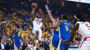 """""""Rockets"""" soļo tālāk, bet pretiniekus vēl nezina - """"Clippers"""" vēlreiz pieveic """"Warriors"""""""