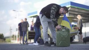 """""""Rīga - Karpati"""" 6.diena: """"Sinepīte"""" paliek bez bremzēm, bet ceļu turpina"""
