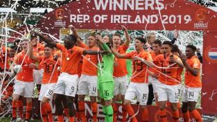 Tatriks tiesā finālā, Nīderlande otro gadu pēc kārtas kļūst par Eiropas U17 čempioni