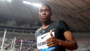 Pēc lieguma startēt 800m distancē Semenja sacentīsies 200m sprintā