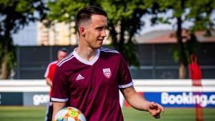 """D. Ikaunieks: """"Interesi par mani izrāda trīs Čehijas klubi"""""""