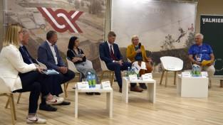 Pirmoreiz sāks konkrēti runāt par sadarbību sporta jomā ar latviešu diasporām