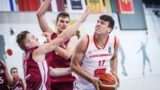 Latvijas U20 izlasei vēl viena neveiksme, būs jācīnās par palikšanu elitē