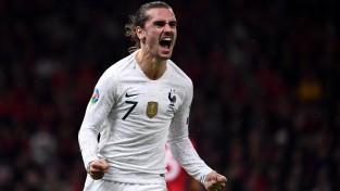 Grīzmanam 1+1, Francija kvalifikāciju noslēdz ar trīs punktiem Tirānā