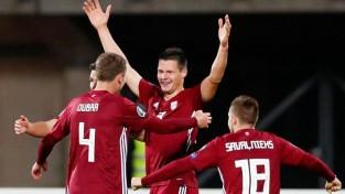 Latvija FIFA rangā pakāpjas sešas vietas augstāk, bet tāpat atrodas aiz Andoras