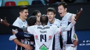 Egleskalnam zaudējums CEV Čempionu līgas pirmajā spēlē