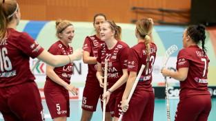 Ar vienu uzvaru Latvija paliek astotajā vietā pasaulē