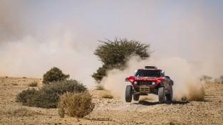 Pirms Dakaras pēdējā posma Peteransels tikai 6 sekundes aiz El-Atijas