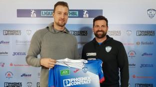 Pēc Eiropas čempionāta Klešniks paraksta līgumu ar Vācijas Bundeslīgas klubu