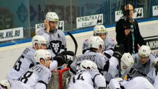 """""""Rīga"""" revanšējas """"Atlant"""" un atgriežas MHL """"play-off"""" zonā"""