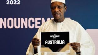 Austrālija apsteidz Krieviju cīņā par 2022. gada Pasaules kausa rīkošanu
