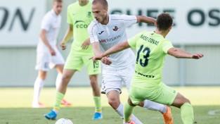 """Dubram punkts pret slaveno """"Dynamo"""", Kļuškinam un Šabalam sakāve Viļņā"""