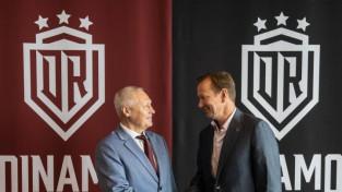 """KHL prezidents: """"Rīgas """"Dinamo"""" tagad izslēdz iespēju pārcelties"""""""