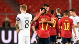 Spānija pašās beigās atspēlējas pret Vāciju, Malta nenotur uzvaru un zaudē