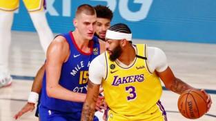 """""""Lakers"""" ar uzvaru sāk Rietumu konferences finālsēriju"""