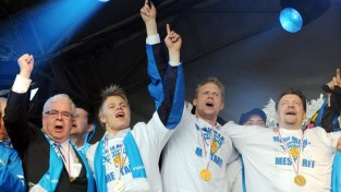 IIHF arvien vairāk sliecas nerīkot PČ Minskā, vienkāršākais risinājums – spēlēt tikai Latvijā