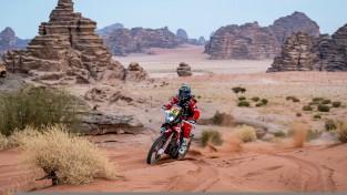 Dakaras rallijā triumfē Benavidess, lietuviešu motosportists uzvar savā klasē