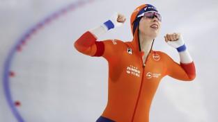 De Jonga un Rusts kļūst par Eiropas čempioniem ātrslidošanas daudzcīņā