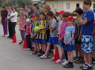 Norisināsies Valmieras SOS bērnu ciemata sporta diena